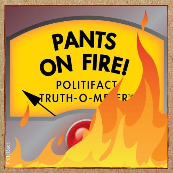 Politifact Meter