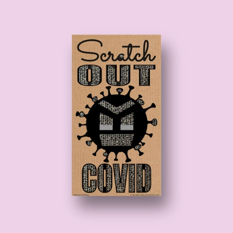 Scratch Out COVID product pic
