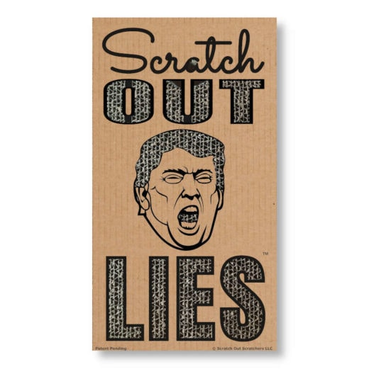 Scratch Out Lies - Liar In Chief