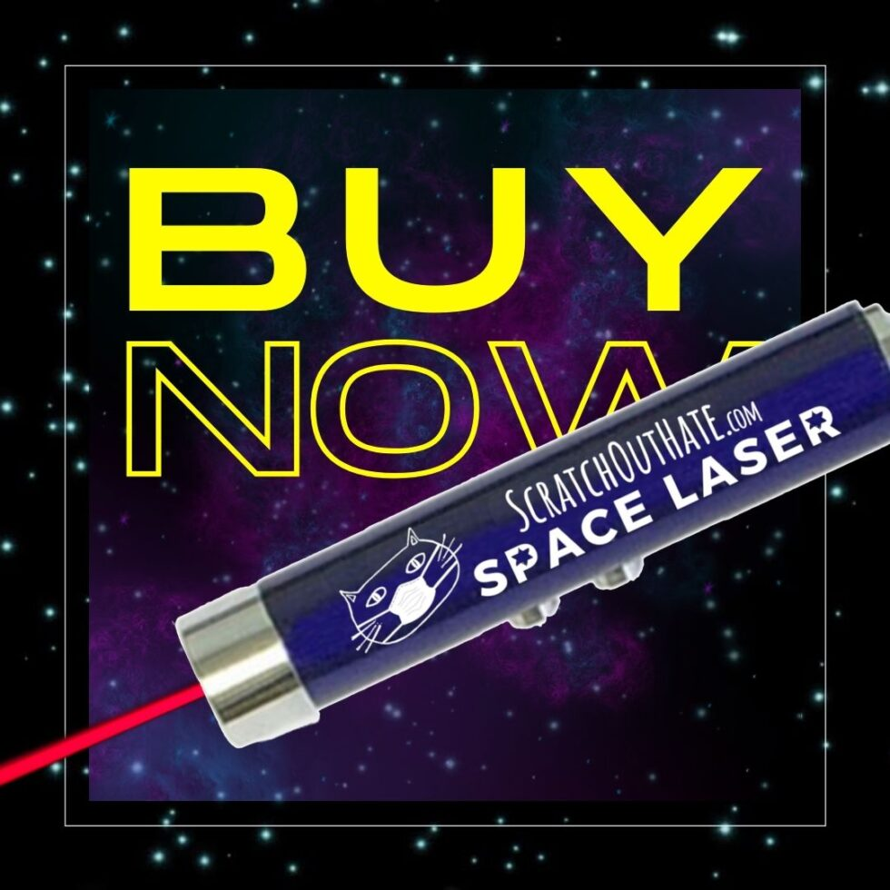 Buy Now Space Laser