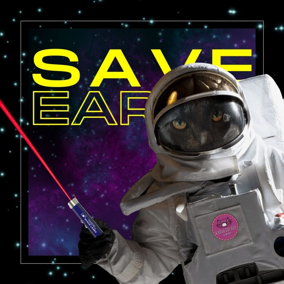 Save Earth Space Laser